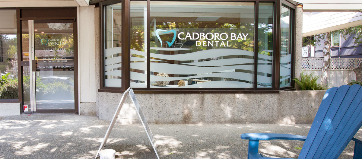 Front Office view of Cadboro Bay Dental